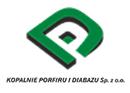 logo kopalnie porfiru i diabazu