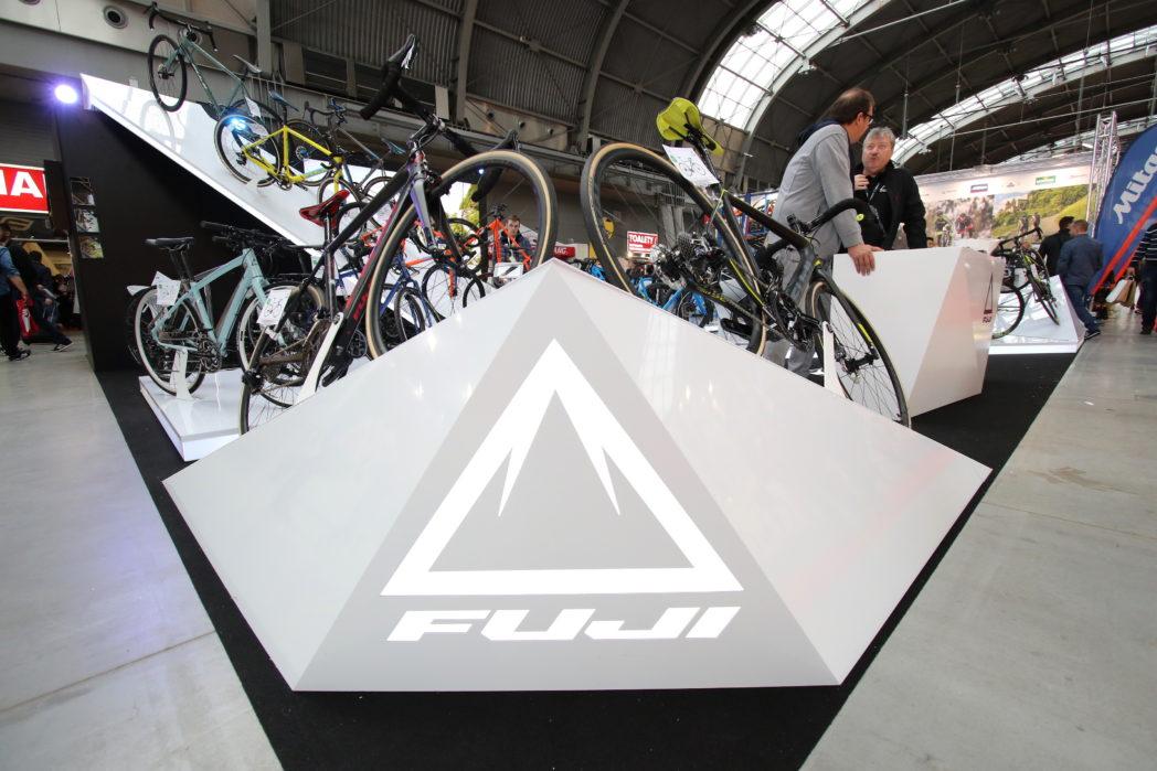 Stoisko z rowerami