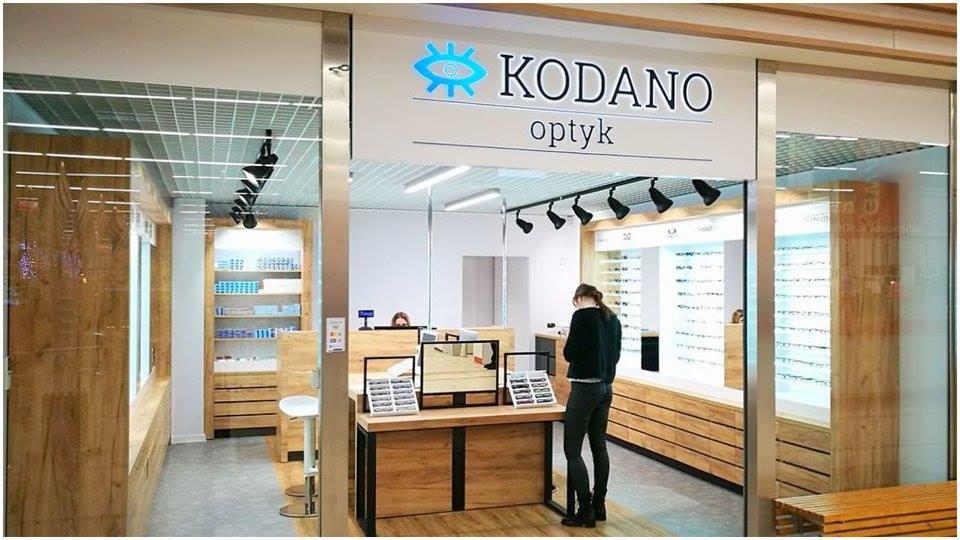 wejście do sklepu kodano